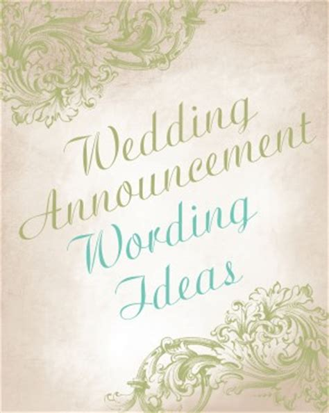 Humorous Wedding Announcement Wording by Engagement Announcement Quotes Quotesgram