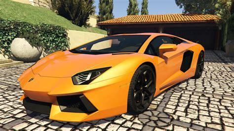 Mod Gta 5 Lamborghini | 2012 lamborghini aventador lp700 4 add on replace
