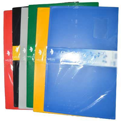 Harga Clear Holder Isi 20 clear holder agatha felix ukuran a4 folio isi 20 lembar