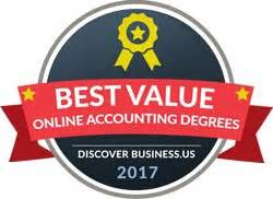 Cheapest Mba Programs In New Jersey by 35 Best Accounting Degrees 2018 Accredited And