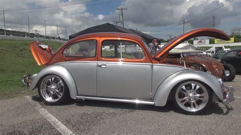 cool custom  vw beetle bug hot rod nashville speedway youtube