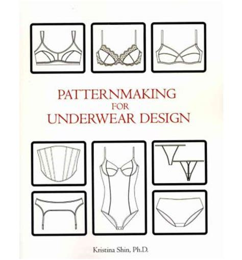patternmaking for fashion design 2nd edition patternmaking for underwear design kristina shin phd