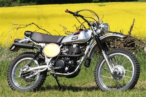 Yamaha Motorräder 70er by 2015 Yamaha Xt Sondermodell Classic Gs