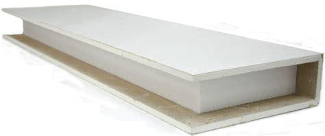 mensole cartongesso prefabbricate mensole prefabbricate in cartongesso decor snc