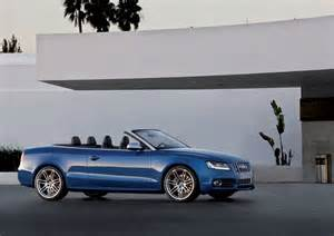 2010 audi a5 and s5 cabriolet unveiled the torque report