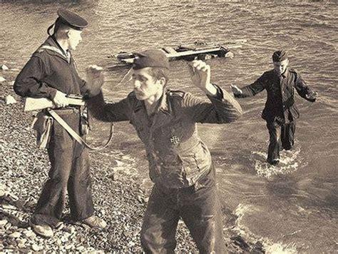 Фото пленных немцев в вов