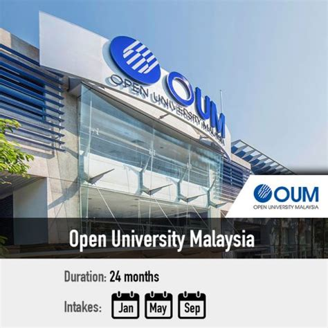 Master In Mba Malaysia by Oum Master Of Management Mm Kuala Lumpur Studymasters My