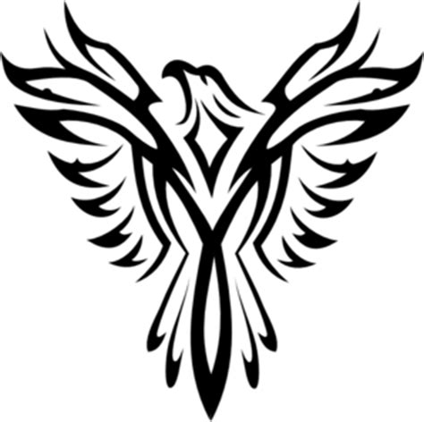 eagle tattoo png re polish eagle tattoo clipart best clipart best
