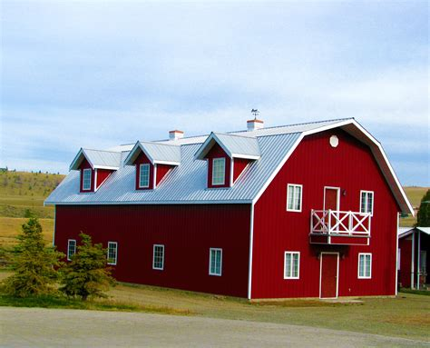 build a barn house red barn building by techdrakonic on deviantart