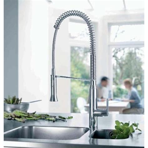 grohe k7 kitchen mixer chrome 32950000