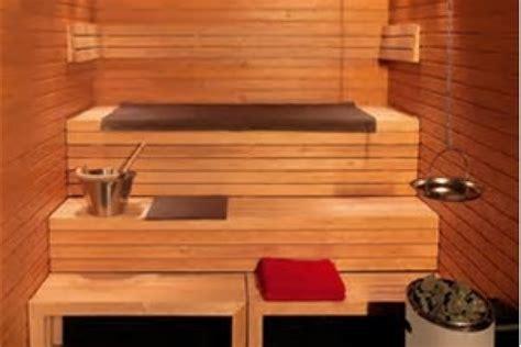 Sauna Da Appartamento by Sauna Bagno Turco A Casa Tua Suomisauna