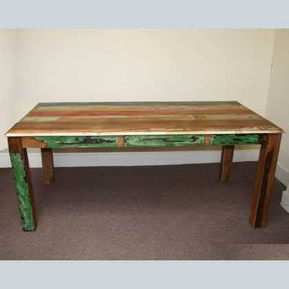 baby green reclaimed wood dining tables k45 rd180 2 indian furniture dining table reclaimed blue