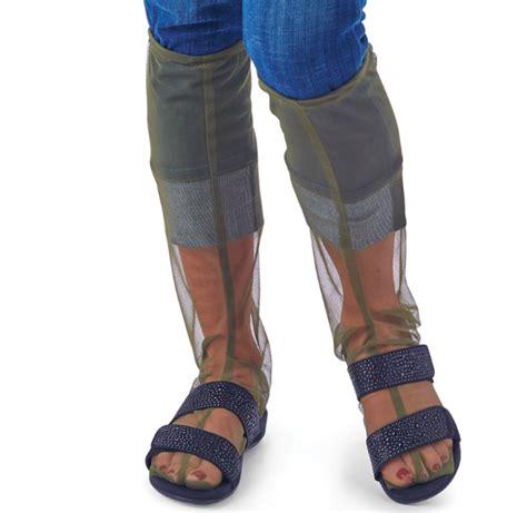 Net Socks 1 anti mosquito socks stop pesky ankle biters technabob