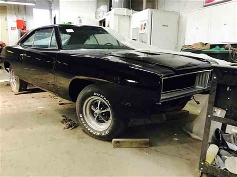 1969 dodge charger and frame for sale 1969 dodge charger for sale on classiccars