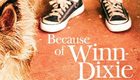 because of winn dixie pictures from the book because of winn dixie