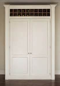 custom free standing kitchen pantry kitchen pinterest free standing pantry just what i was looking for 72 high x