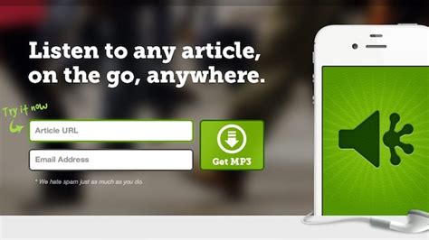 download mp3 from drive to iphone soundgecko converts any article into an mp3 and syncs with