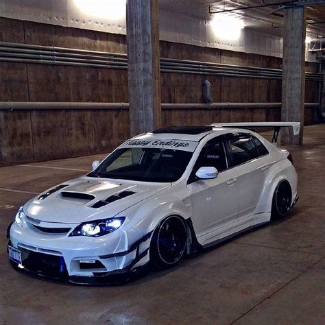 Top 30 Amazing Subaru Sports Cars Custom Build Awesome