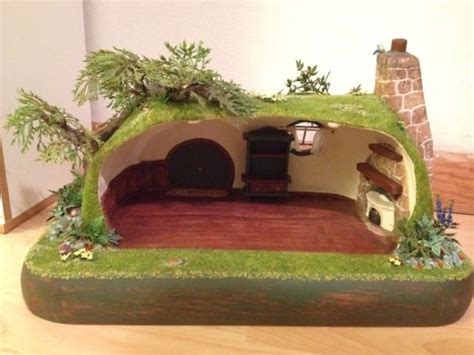 hobbit furniture 17 best images about miniaturas casinha hobbit on