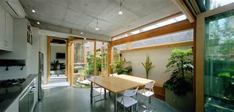 green house  melbourne  zen architects inhabitat