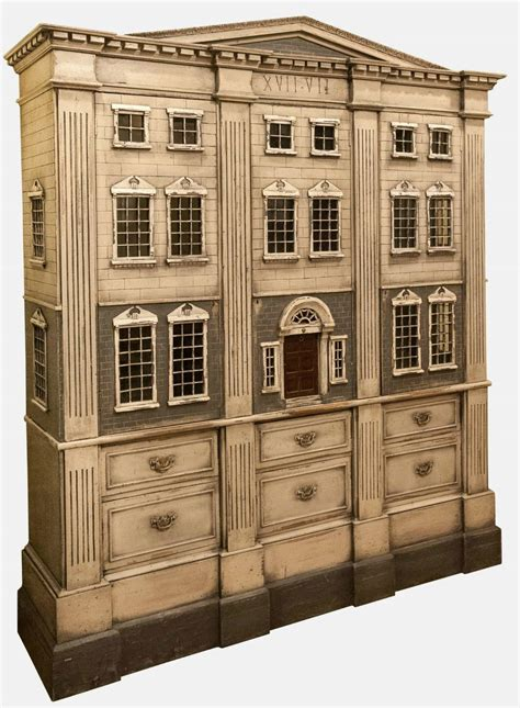 heritage dolls houses antiques atlas enormous georgian style dolls house