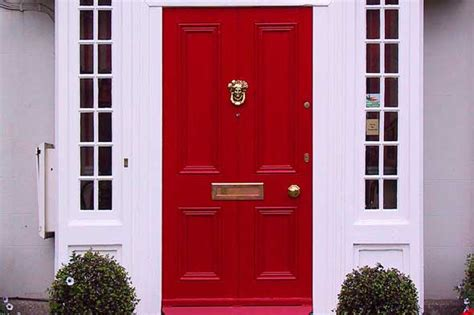 paint colors exterior for red door boost your home value with no major renovation how to
