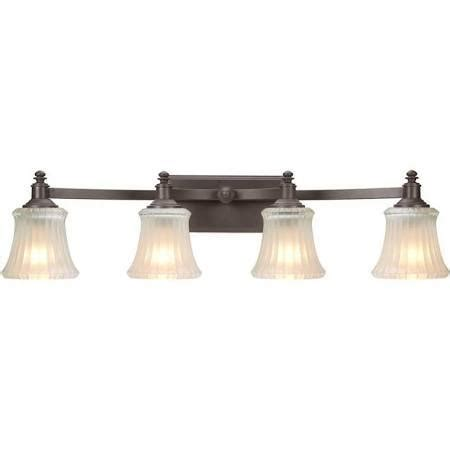 hton bay 4 light vanity fixture hton bay kenning 4 light vanity fixture new year plumbing and lighting auction equip bid