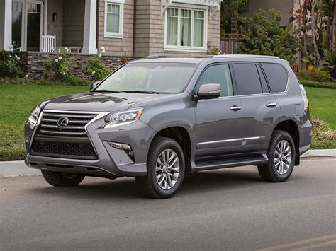 lexus suvs new 2017 lexus gx 460 price photos reviews safety