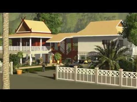 thai home design news thai house design idea 13 youtube