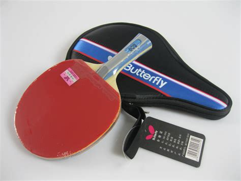 Original 100 Baterai Bat 100 original butterfly tbc 602 table tennis ping pong racket paddle bat blade shakehand fl cs