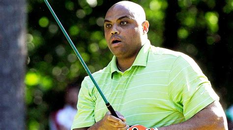 charles swing barkley debuts new one armed swing finishes dead last