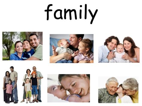 the family family members