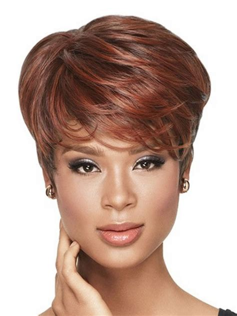 short wig hairstyles