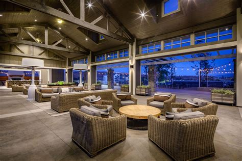 covered outdoor seating wallis ranch named master planned community of the year