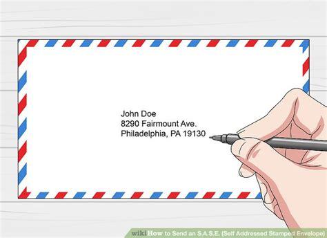 how much to mail a letter 2 how to send an s a s e self addressed sted envelope 1290