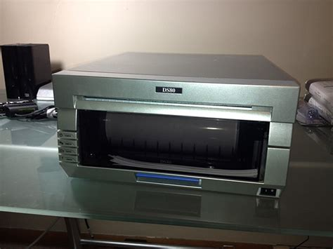 Ds80 8x10 dnp ds80 8x10 dye sub event printer for sale and wanted