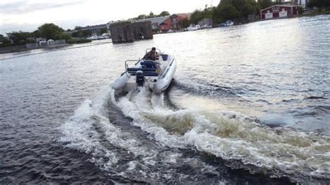 hydrofoil rib boat hysucat hydrofoil catamaran rib for sale in claregalway