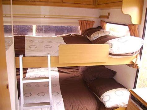 Bunk Bed Caravan Bed Bunks In A Caravan D Cin Pinterest