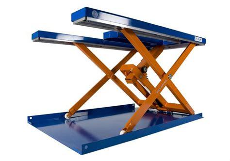 low profile lift table scissor lift tables low profile tub 600h edmolift