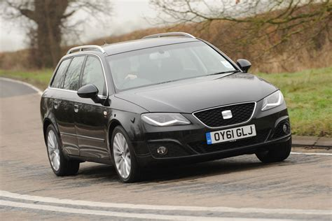 2012 seat exeo st review auto express