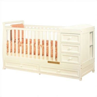 White Crib And Changing Table Combo Dresser Changing Table Combo
