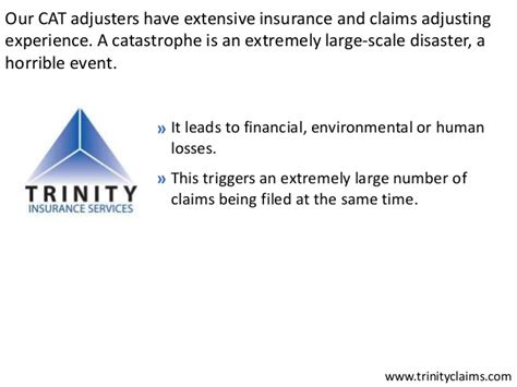 Catastrophe Claims Adjuster by Catastrophe Claims Adjuster Firm