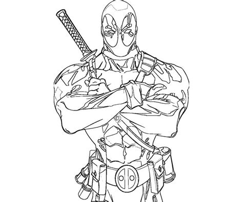 deadpool coloring book 18lovely deadpool coloring book clip arts coloring pages