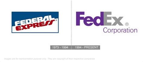 Fedex Corporate Mba Internship by Top Logo Rebranding Strategies Of Companies Page 38 Mba