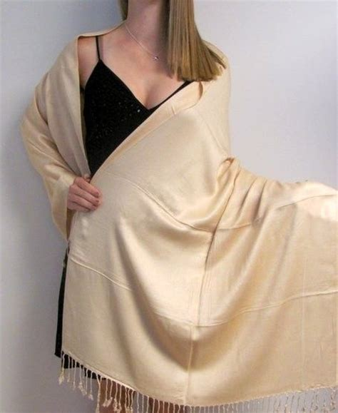 tutorial pashmina satin formal 1000 images about womens shawls wraps scarves wool