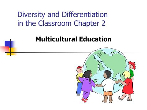 how to differentiate in academically diverse classrooms 3rd edition ppt diversity and differentiation in the classroom