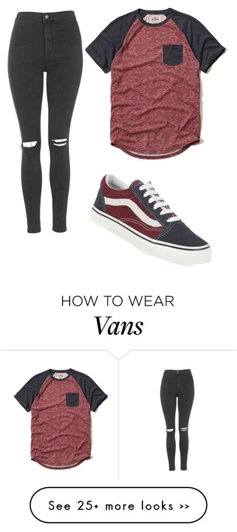 Vans Oldschool America Free Casual Hight Quality 15 tomboy to wear this summer and fall page