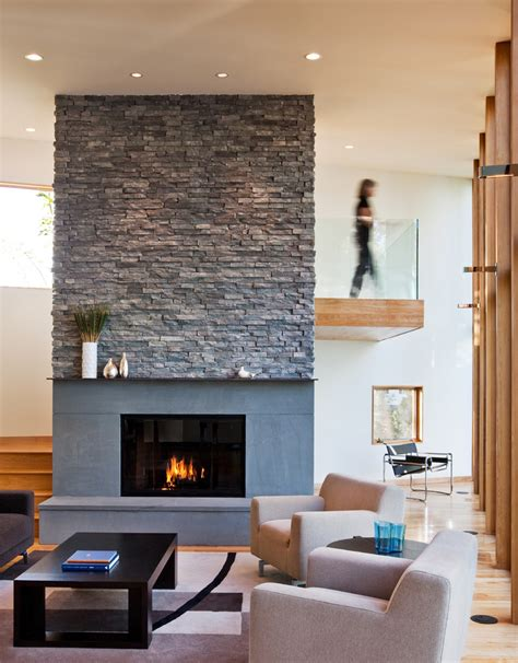 living room chimney