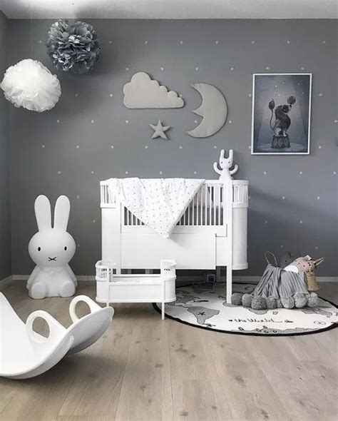 grey wallpaper for nursery 3 tips and 25 ideas for a delightful nursery digsdigs