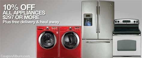 home depot appliances 10 coupon more